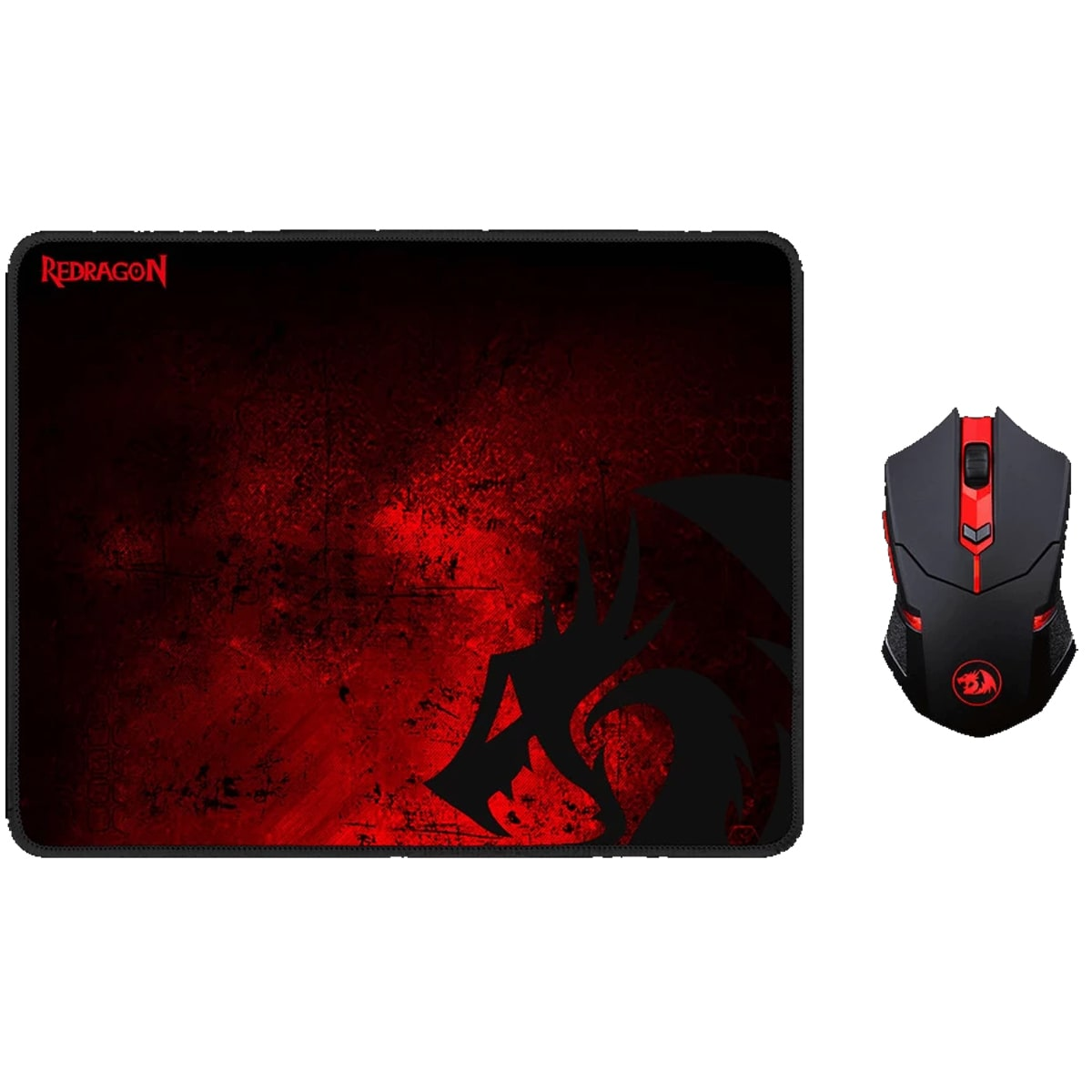 Combo mouse + pad mouse