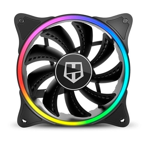 Ventilador x-fan halo ring