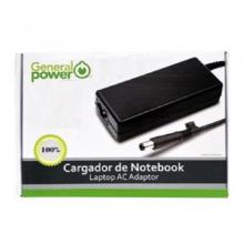 Cargador notebook hp 18.5v /3.5a / 4.8* 1.7 mm